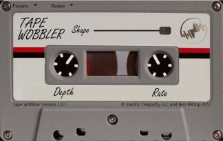 Tape Wobbler