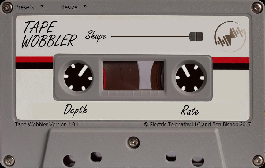TapeWobbler